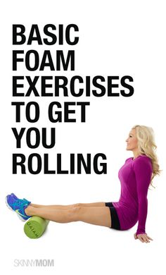 Here's a total body stretch with your foam roller that you will love!  Click through for the exercises!