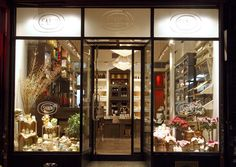 Our beautiful flagship store located in Soho's shopping district.