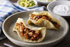 Recipes - Chicken Chili » Chicken.ca Great Idea!! #SchoolYourChicken