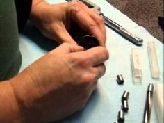 Cylinder Throating Tools How To video.  Have a pistol that won't group.  This might be the solution to your problem.  If each chamber is the same, accuracy is easier to obtain.