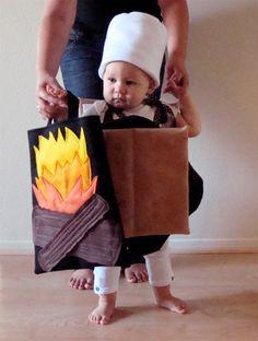 S'more costume!