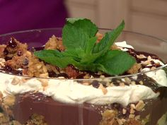 Paula's Best Dishes - Chocolate Trifle