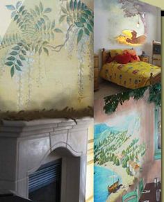 Home Decoration Using Wall Murals