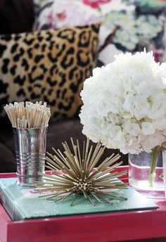 DIY Brass Urchin with Link to the Tutorial