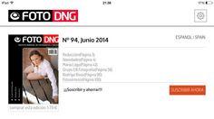 App Revista Foto DNG iOS
