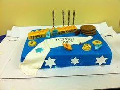 hanukkah cake