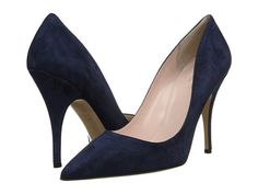 Kate Spade New York   Blue suede shoes !