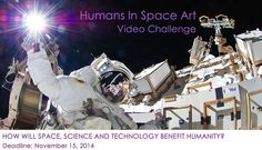 Cool contest incorporating the arts into STEM! The Humans in Space Art Challenge is asking you to use your artistic creativity to explain why Space, Science, and Technology matter! --Contest deadline November 15, 2014. #STEAM #NASA #HISAChallenge #spaceart