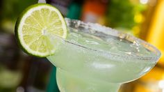 Have a virgin margarita. If you're making your own at home, you control the amount of alcohol you add.