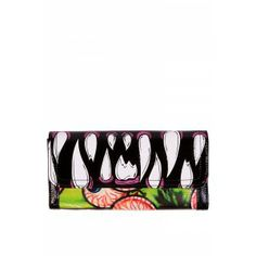 Timmy Chew Trifold Wallet ❤ Black