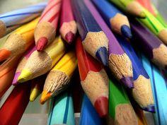 color pencils! #color