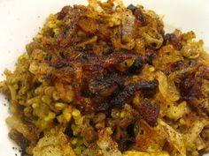 Quinoajadara/Quinoa Mujadara - Ramadan - Vegetarian Iftar Menu |The Levantess