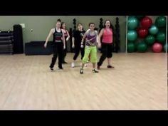 Zumba with Kristine - I Know You Want Me by Pitbull