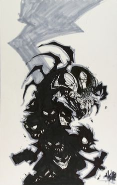 The Darkness Comic Art