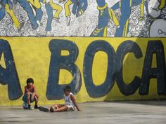 Student Photo -- CIEE Argentina (http://www.gordon.edu/ciee_spanish)