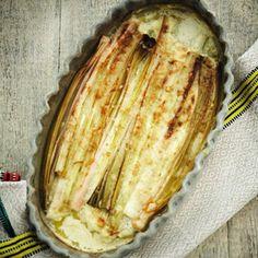 Leek gratin with Gruyre Recipe Ideas - Healthy  Easy Recipes