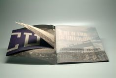 TCU Football Season Ticket Brochure