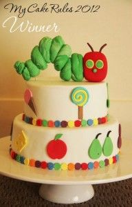 hungry caterpillar birthday, the hungry caterpillar, birthday parties, hungry caterpillar party, bronni bake
