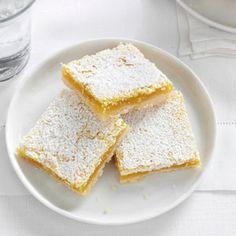 Bake-Sale Lemon Bars - BigOven 465110