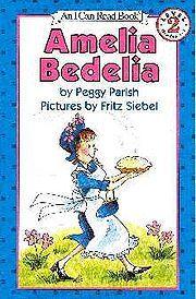 LOVE Amelia Bedelia!