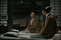 Late Autumn, Yasujiro Ozu.