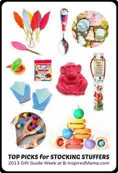 2013 Gift Guide Week Top Picks for Stocking Stuffers for Kids #sponsored #gifts #giftguide #kids #kbn