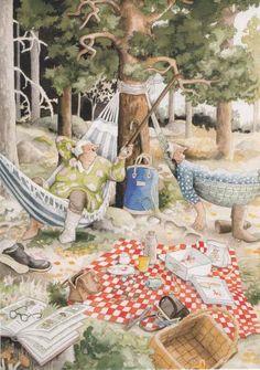 sister, granni, ing lööks, picnics, artist