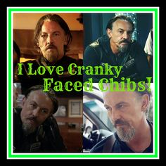 Chibs Telford // Sons Of Anarchy // Tommy Flanagan
