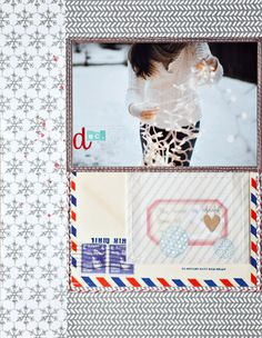 layout by @Tina Aszmus using our WONDERLAND line