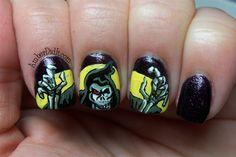 Spirit Store Inspired art by AmberDidIt - Nail Art Gallery nailartgallery.nailsmag.com by Nails Magazine www.nailsmag.com #nailart