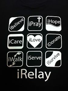 Relay T-Shirts | Relay for Life T Shirt | eBay