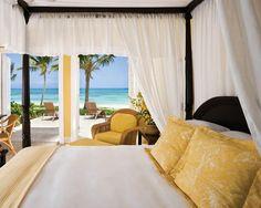 Oscar de la Renta: Tortuga Bay Resort, Punta Cana, Dominican Republic #luxury #hotel