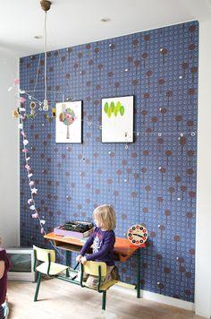 #wall  #wallpaper  #kidsroom   #decorationinspiration