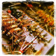 Stones box #flyfishing - @schnitzerphoto- #webstagram