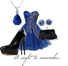 21st birthday outfit? =)