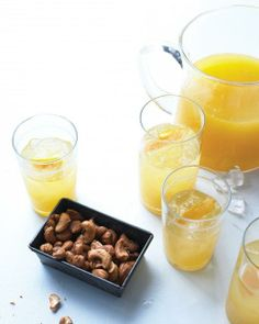 Orange-Rum Punch Recipe