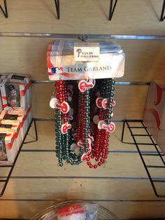 Tree Beads Garland tree bead, bead garland