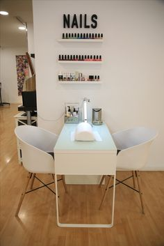 Área Nails en Salone