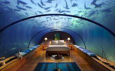Yes, please!  Conrad Maldives, Rangali Island