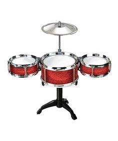 Love this Desktop Drum Set on #zulily! #zulilyfinds