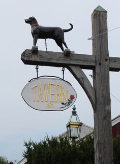 The Black Dog Tavern