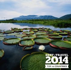 The top 10 countries to travel to in 2014 ranked by Lonely Planet >>> Have you been to any of these?