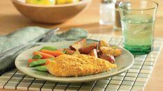 Crunchy Cheddar Chicken