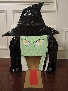 halloween carnival game ideas