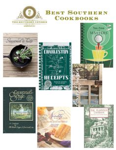 Best Southern Cookbooks