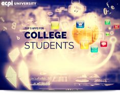 Top 5 Apps Every College Student Should Have on Their Smartphone