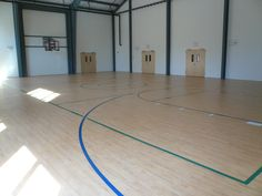 Omnisports 5.0 installation in Maple Design in Eatontown, NJ. Installed October 2013