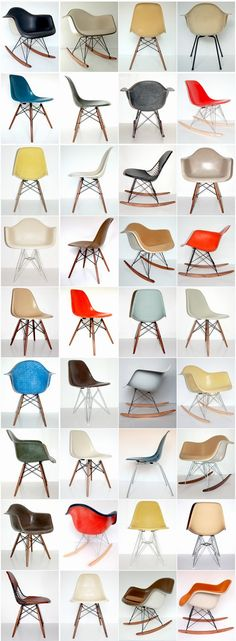 Modern Conscience is a modern furniture workshop featuring an online gallery and a selection of hand-picked original modern chair and furniture designs.  #modern