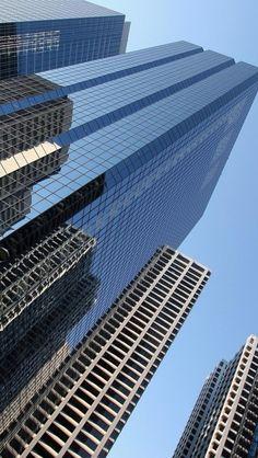 Skyscrapers, New Yor