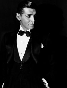 Clark Gable.. great photo of him.